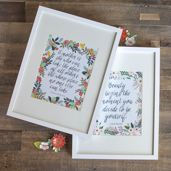 Printable Quote Art Lia Griffith