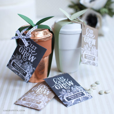 Find easy to follow tutorials and patterns for simple diy wedding seed packet wedding favors diy wedding favors solutioingenieria Image collections