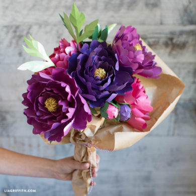 75 Paper Flowers With DIY Templates And Tutorials