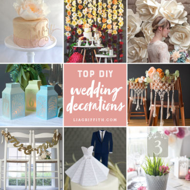 86 diy wedding decorations to make your special day one to remember junglespirit Images