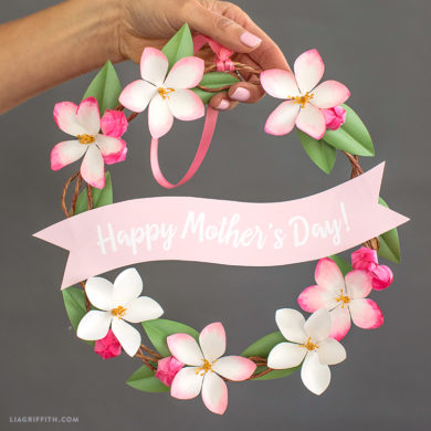 298 paper flower tutorials that you can follow today paper apple blossom mothers day wreath mightylinksfo