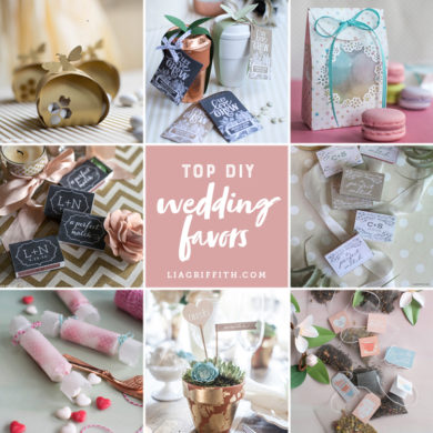 Patterns and tutorials to make paper wedding flowers at home top diy wedding party favors solutioingenieria Gallery