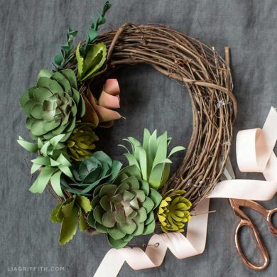 Paper Flower Tutorials And Flower Patterns Lia Griffith