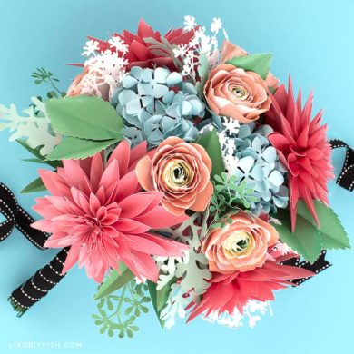 Easy Flower Tutorials For Beautiful Diy Bouquets Lia Griffith