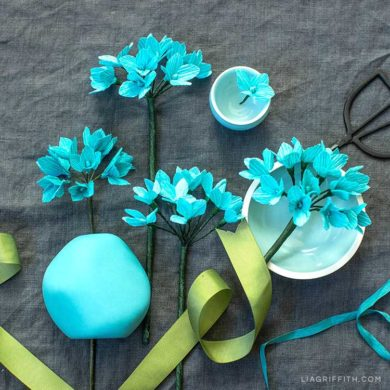 111 Stunning Crepe Paper Flowers With Easy Diy Tutorials
