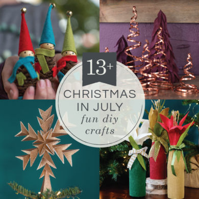 Christmas In July Camping Ideas.Hundreds Of Diy Christmas Crafts For A Very Merry Holiday