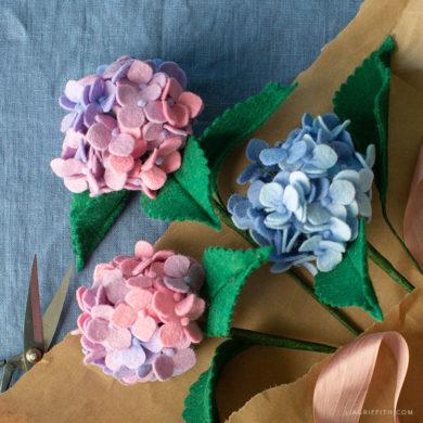Weaving Decoration Rainbow Headwear Four Felt Rose Baby Flower Hairband Leaves